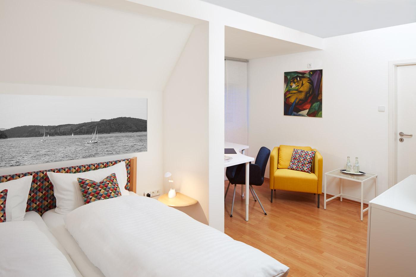 Zimmer - Hotel zur Post Attendorn